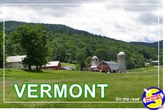 We found the farming lifestyle to be alive and well in the beautifully rural State of Vermont. If you have never visited Vermont you really must - if you have visited then you probably can't wait to return once again. Farm Lifestyle, Rv Campgrounds, Travel Maps, Vermont, Farming, Golf Courses, Country Roads, Wellness, In This Moment