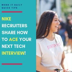 Interested In A Career In Technology? Companies Like Nike Are Hiring, And Are Giving Away The Secret To Getting Hired! Here are 5 things that Nike says can help you get hired at their company. Job Search Tips, Career Inspiration, Positive Psychology, Job Posting, Deep Learning, How To Run Faster, Emotional Intelligence, Career Advice, Dream Job