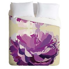 Gabi Jardin Duvet Cover | DENY Designs Home Accessories