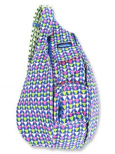 Go With The Flow stocks the best selection of Kavu rope bags in The USA. Spring 2014 rope bags are in-stock. We also carry the largest selection of Limited Edition Rope bags