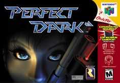 A trip to 2nd time around is in order. Perfect Dark (N64) Released 15 Years Ago Today!