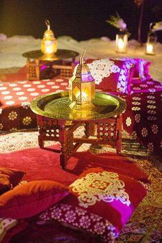 UNA FORMA DE DISFRUTAR EL FINAL DEL DIA https://www.facebook.com/DelicatessenArabes  Conoce las maravillas de Marruecos y sorprendente por su magia. Hacemos escapadas, tematizadas y personalizadas.   Consúltanos e infórmate en asociaciondelicatessenarabe@gmail.com. Cada vez que estas contratando un servicio, estas colaborando en los proyectos y programas de la asociación para el emprendimiento femenino magrebí. Mas información en https://www.facebook.com/DelicatessenArabes