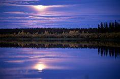 Norman Wells, Northwest Territories, #Canada