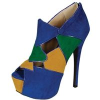 BLUE, GREEN AND YELLOW PUMPS http://www.suitplusmore.com http://www.dressinyoursundaybest.com 888.712.6362