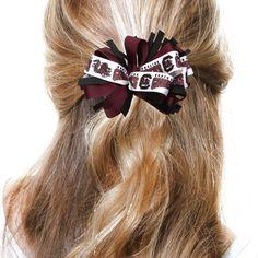 South Carolina Gamecocks Women's Cheer Loop Hair Bow - $11.99