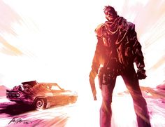 Mad Max: Fury Road by Rafael Albuquerque