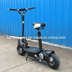 1000W Scooter with Absorbers (CS-E8002) Age : Adult. Wheels : 2. Body Material : Alu+ Iron. Wheel Material : Rubber. White : Red. Black : Yellow. Green : Orange. Motor power: High power 800W motor Battery: 3PCS x 12V, 12Ah lead acid-battery Driving system: Chain Max load: 120kg Driving system: Chain Life of Battery: Over 250Cycles Charger: 110V-240V Top speed: 35km/h Max range: 25km 10 Aluminum Mag Wheels (Oversize Tires) Brake: Front/Rear Disc Net weight: 32kg Gross weight: 34kg Carton size: 📌