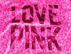 Pink ♥ My faaaaave color. Wieeeeee.