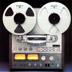 Sony Magnétophone - www.remix-numerisation.fr - Rendez vos souvenirs durables…