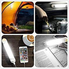 DEL 10 in environ 25.40 cm rechargeable Ouragan Lanterne Lampe Camping pour intérieur//extérieur