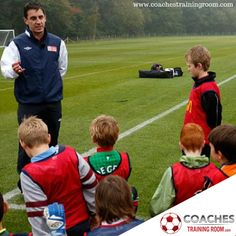 #SoccerTips - Coaches need to be engaged with players at all times, interacting with them. By showing players that they care, the coach builds trust with players and promotes a safe, enjoyable environment. Discover the key ways to coach soccer awareness with this free soccer coaching ebook >>> www.coachestrainingroom.com/ebook #coachestrainingroom #ayso #youthsoccer #coachingsoccer #soccerdrill #soccerdrills #soccercoaches #nikesoccer #nscaa #youthcoach #kidssoccer #ussoccer #uswnt
