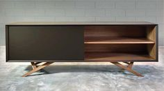 modern sideboard credenza | www.bocadolobo.com #bocadolobo #luxuryfurniture #exclusivedesign #interiodesign #designideas #sideboard #sideboardideas #modernsideboard #contemporarysideboard #luxurysideboard