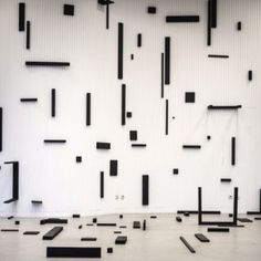 Based on a Grid  by Esther Stocker