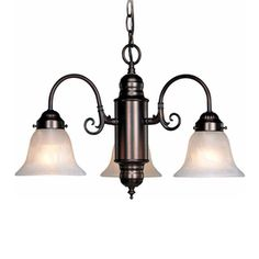 Volume International Marti 23 In 3 Light Antique Bronze Vintage Alabas