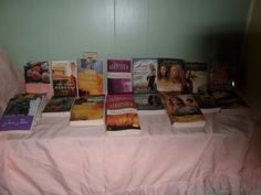 lot of 23 christian romance books