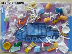18 Collages for Toddlers - Craftulate
