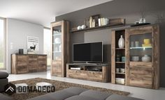 New living room tv wall modern tv units media center ideas Condo Living, New Living Room, Small Living Rooms, Living Room Wall Units, Living Room Flooring, Entertainment Center Furniture, Entertainment Stand, Modern Tv Wall Units, Modern Wall