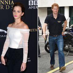 Emma Watson et le Prince Harry se fréquenteraient - RUMEUR | HollywoodPQ.com
