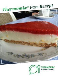 Erdbeerschaum-Torte oder auch Froop-Torte von Sille TM5. Ein Thermomix ® Rezept aus der Kategorie Backen süß auf www.rezeptwelt.de, der Thermomix ® Community.