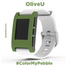 "AnnaMaria S. on Facebook says ""OliveU!"" Aw, OliveU, too :)"