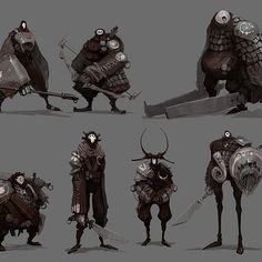 ArtStation - Darren Bartley