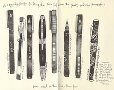 Getting artsy with our pens.   @andreajoseph you're amazing! We'd love to see more #CrossPenDrawing, #CrossPens