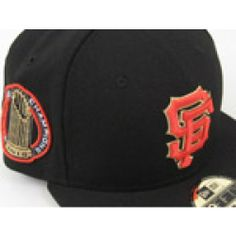 24d509d75d2 San Francisco Giants 2010 World Series Champions Game New Era Hats - New Era  Caps - SF Fitteds