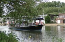Boat Trips in Oxford Trips, Oxford, Skyline, England, Boat, River, City, Viajes, Dinghy
