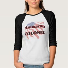 American Colonel Tee T Shirt, Hoodie Sweatshirt