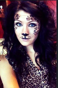 Halloween makeup !!