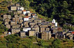 O Piódão é uma das mais Belas e Famosas aldeias históricas portuguesas | Escapadelas | #Portugal #Piodao #Arganil #Aldeia #Historica