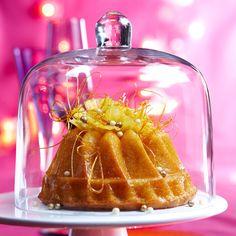 Découvrez la recette du baba de Noël citron et ananas