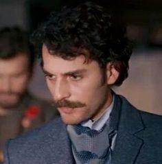 Birkan Sokullu as Petro Borinsky in the Turkish TV series KURT SEYIT ve SURA, 2014.