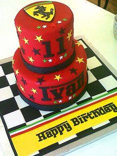 ferrari logo cake topper - Google Search