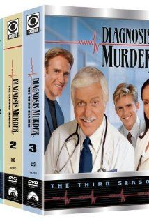 Diagnosis Murder -- My mom and I used to watch this show together every night! I really miss the Van Dykes.
