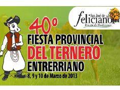 40º Fiesta Provincial del Ternero Entrerriano - Feliciano