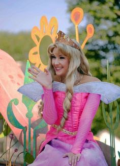 Aurora from Sleeping Beauty