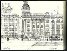 Moleskine I´m an urban sketcher 09