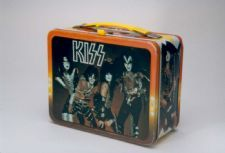 Kiss Lunch Box
