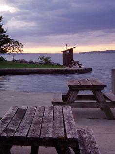Cayuga Lake. Ithaca, NY.