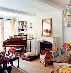 Antic&Chic. Decoración Vintage y Eco Chic: [Lugares con alma] Un Boho-Chic en Manhattan