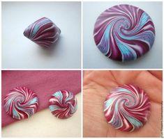 Лепим «чечевички» из полимерной глины: 9 интересных вариантов сочетания цветов - Ярмарка Мастеров - ручная работа, handmade