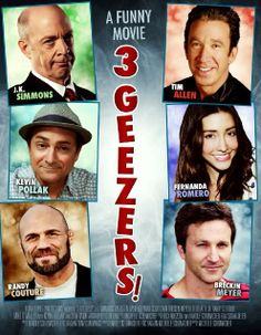 3 Geezers (2013) [BRRip] | All Movie Blog