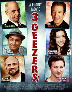 3 Geezers (2013) [BRRip]   All Movie Blog
