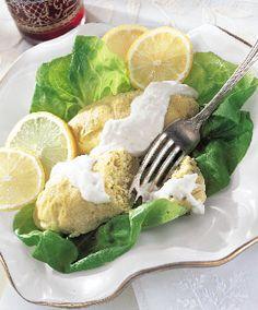 Smoked Whitefish Gefilte Fish with Lemon-Horseradish Sauce Recipe ...