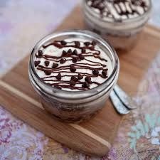 Image result for cake in a jar tumblr