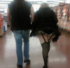 I think someone forgot their skirt!!