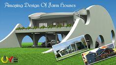 Amazing Architect #Farmhouse in India. Find #Architect Online At Oyeproperty.com