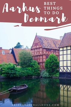 A complete travel guide to the best things to do in Aarhus, Denmark. Escape the … A complete travel guide Backpacking Europe, Europe Travel Tips, Places To Travel, Places To See, Travel Guide, Travel Destinations, Travelling Europe, Travel Hacks, Holiday Destinations