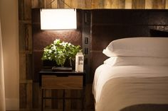 1 Hotels in NYC, #USA makes green cool again! #hotel